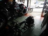 ブログNG車両エンジン搭載 (1)