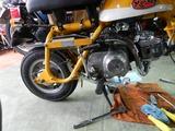 Z50Zエンジン腰上OH組立 (13)