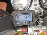 油圧計再び故障