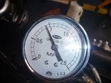 18号機実圧縮圧力チェック (2)