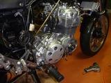 1号機エンジン完成110813 (1)