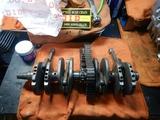 21号機腰下組み立て準備部品整備 (1)