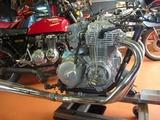 テスト用エンジンの整備 (3)