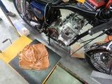 GTH号エンジン復旧搭載 (3)