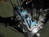闇を抱えたエンジン三度腰上下拵え (6)