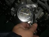 圧縮圧力チェック (2)