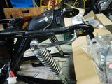 CB400国内398cc用純正部品取り付け (2)