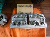 GTH号用代替えシリンダーヘッドの準備 (2)