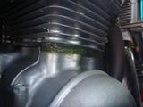 まっきーレーサー号オイル漏れ修理 (1)