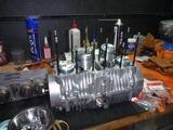 レーサーエンジンやっとやる気になった。 (1)