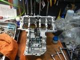 CB400F20号機用エンジン腰下下拵え210104 (2)