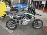 災害時用バイク購入カワサキDトラ210816 (1)