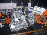ベホリレーサーエンジン復旧作業 (6)