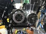 山形O号不測部品入荷エンジン組立て二日目 (5)