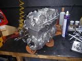 1号機510cc仕様組立て (3)