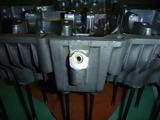 テンショナーボルト修理 (1)