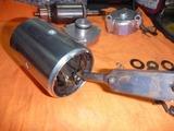 レーサーエンジン用セルモーター組立て (4)