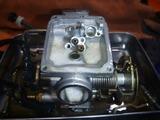 DS250キャブ掃除 (3)