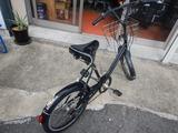 CP嫁営業自転車車盗難からの生還