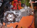 カスタムモンキーエンジン組立て (3)