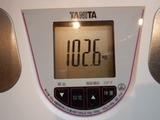 190329今朝の体重