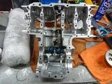 高知O号エンジン組み立てアッパーケース下拵え (1)
