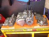 CB350Fレーサーエンジン