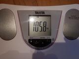 190307今朝の体重