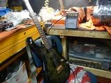エレキギター用アンプAC電源配線入替え (3)