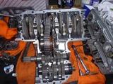 ベホリレーサーエンジン復旧作業 (4)