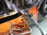 沖縄A様CB400エンジンマウント取り付け210805 (3)