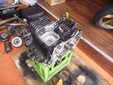 CB250Nエンジン組立て (3)