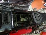 中古車逆車408キャブレターメンテナンス (3)