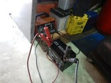 XJR400納車整備 (1)