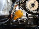 神戸T様CB400F国内408ccフル強化オイルポンプ「極み」取付 (3)