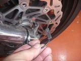 速度センサー破損からの修理 (1)