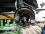 BUBU505-Cブレーキ周り分解整備 (2)