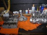 18号機エンジン部品チェック