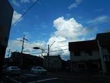 170805店の右左の空模様 (1)