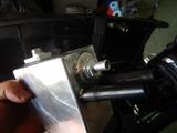 1号機用ツインリードバルブレデューサー修理完了取り付け210807 (2)