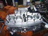 1号機内燃機加工から仕上がりからの組立て (4)
