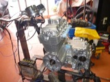 レーサーエンジンファイヤリング準備 (2)