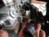 高槻O様CB400吸気系分解チェック210616 (5)