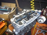 さいとうRエンジン組立腰上 (3)