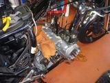 1号機エンジン分解2012冬 (1)