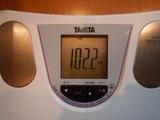 190407の体重