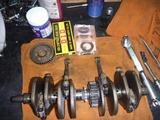 398コンプリートエンジン組立て1日目 (2)
