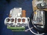 まっきーレーサーエンジンVer2リタップ掃除 (1)