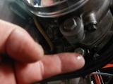 CB400F中古車両キャブレター調整エンジン始動チェック210904 (12)