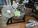 CP1号機エンジンをベホリR Tエンジンに (6)